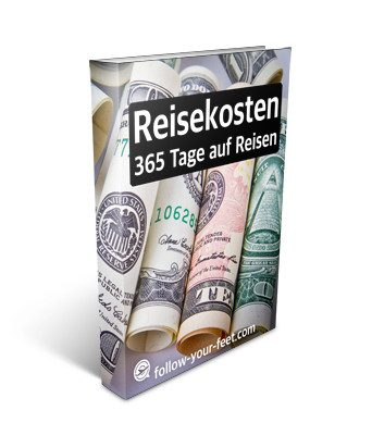 follow your feet ebook reisekosten 365 tage auf reisen 3d cover