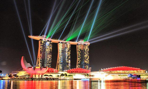 Top 5 Sehenswürdigkeiten in Singapur