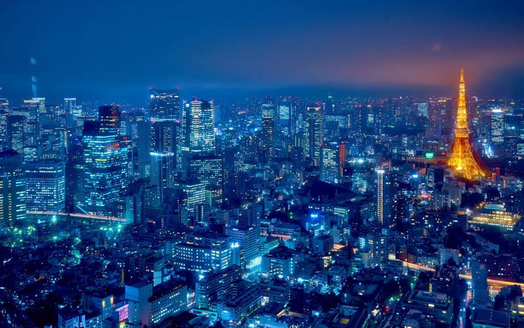 Top 5 Sehenswürdigkeiten in Tokyo