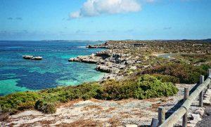 Rottnest Island Parker Point Aussichtspunkt