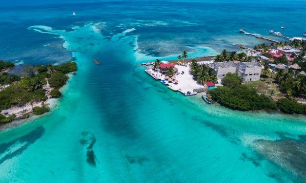 Caye Caulker – Inselparadies in Belize