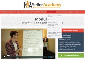 in der fba seller academy lernst du wie du mit amazon fba geld verdienen kannst
