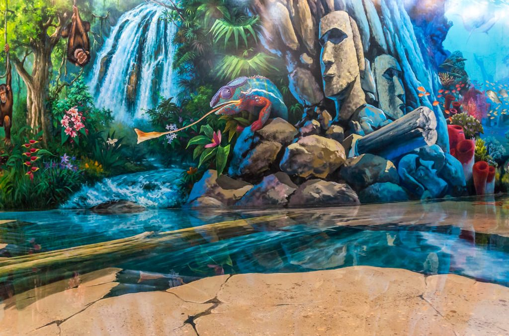 Das Art in Paradise 3D Museum in Bangkok
