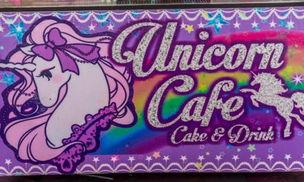 Das Einhorn Cafe in Bangkok – Einhörner soweit das Auge reicht