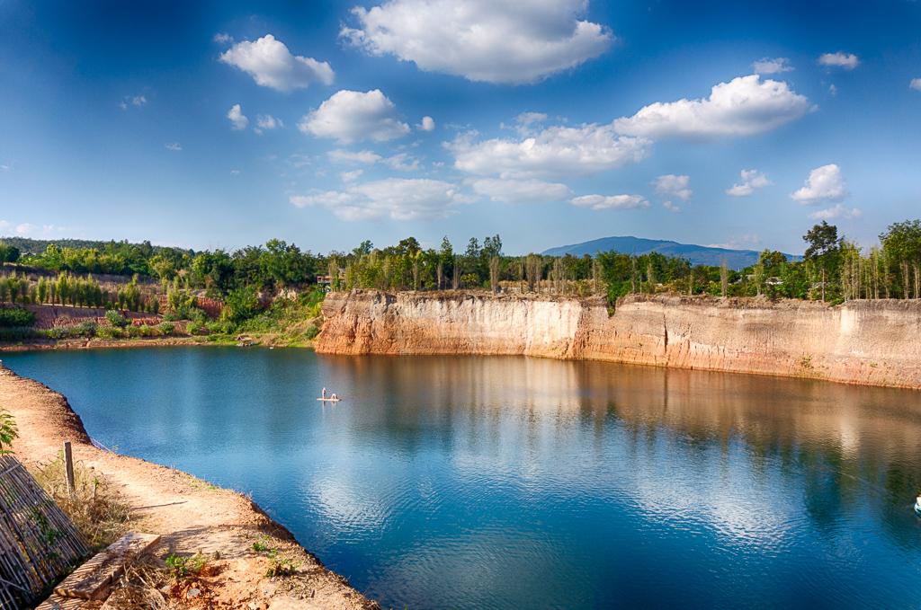 Der Grand Canyon in Chiang Mai - Lohnt sich ein Besuch im Wasserpark?