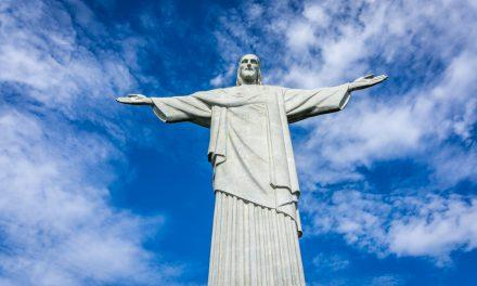 Stippvisite beim Cristo Redentor