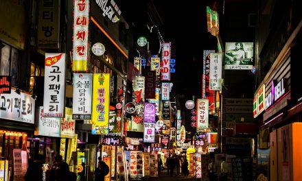 Das Nachtleben in Asien