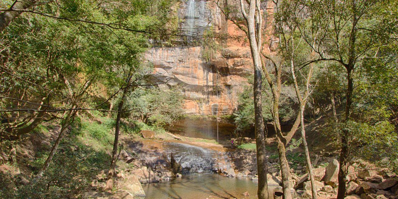 Salto Suizo – Der höchste Wasserfall in Paraguay