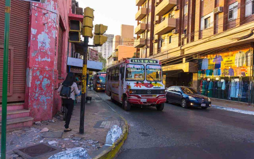 Mit dem Chinakracher durch Südamerika (No. 2)