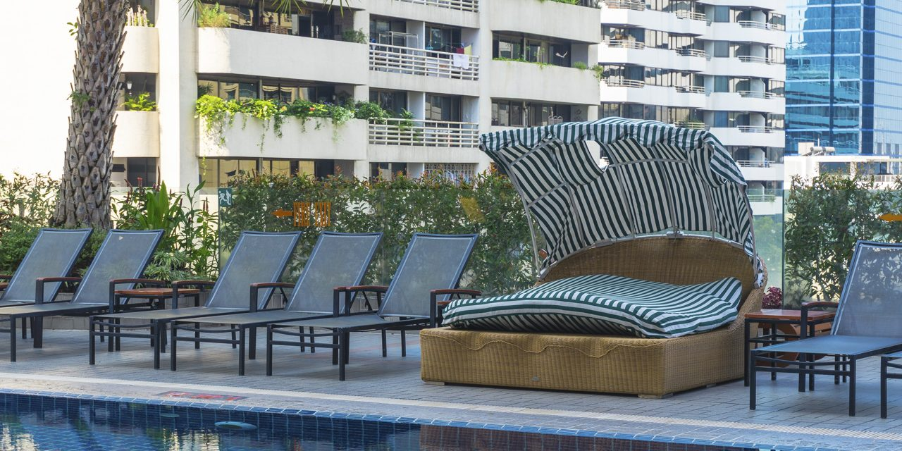 Hotel Review Rembrandt Hotel In Bangkok