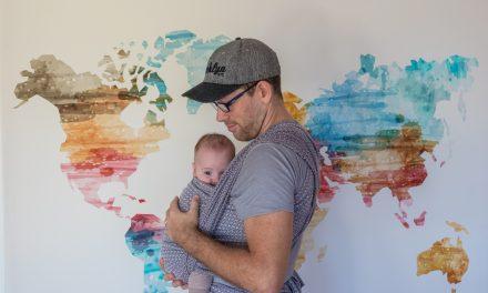 Unterschiede zwischen Babytrage und Tragetuch
